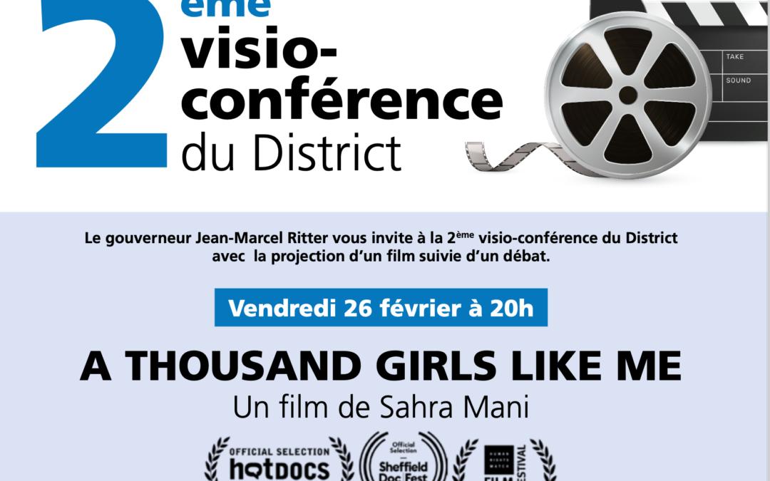 2ème Conférence de District